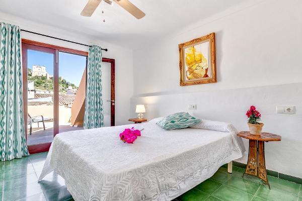 Casa Ses Barraques in Betlem für 4