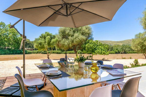 Villa Can Regalat in Arta für 8
