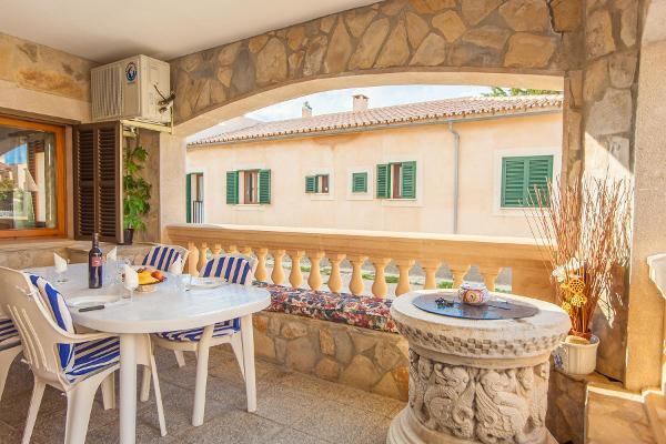 Casa Es Cantonet in Colonia de Sant Pere für 6