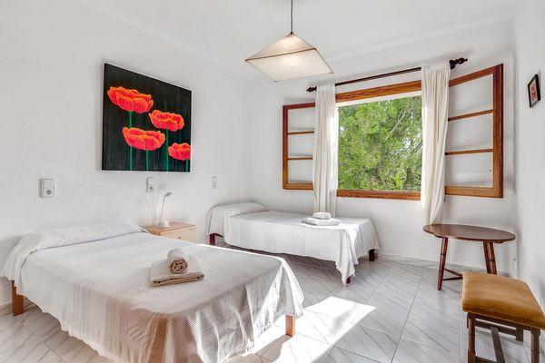 Apartamento Juan I Arriba in Colonia de Sant Pere für 4