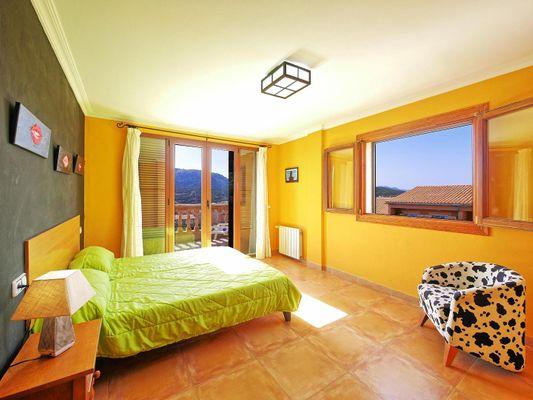 Casa Camomilla in Cala Mesquida für 12