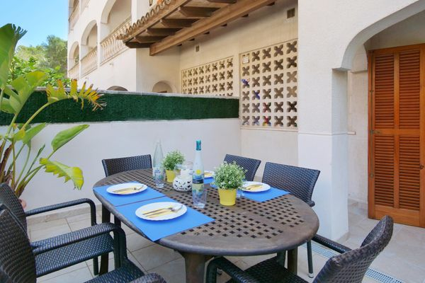 Apartamento Boga C in Cala Ratjada für 4