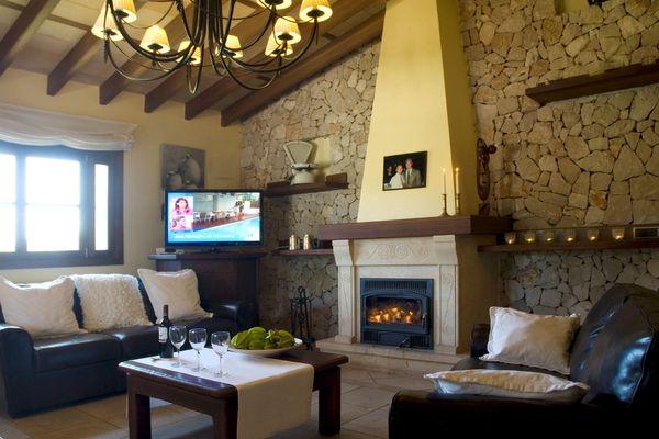 Villa Ribot in Canyamel für 12