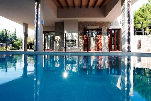 Villa Ruby in Canyamel für 8