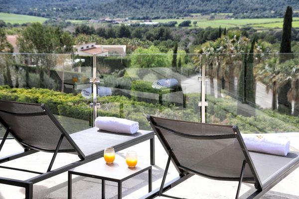 Villa Amber in Canyamel für 7