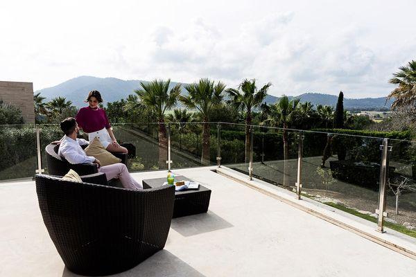 Villa Jade in Canyamel für 7