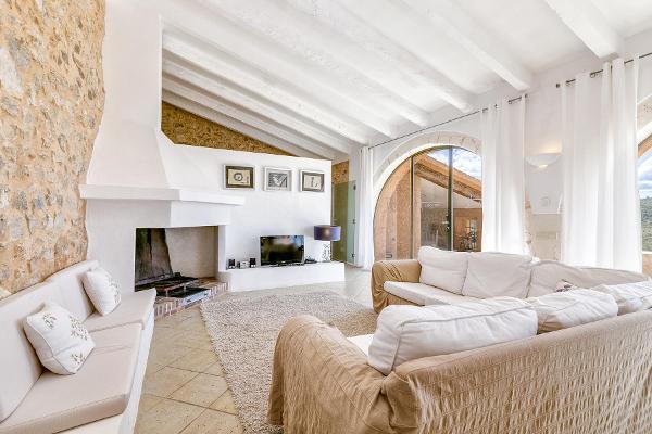 Finca Ses Voltes in San Lorenzo für 16