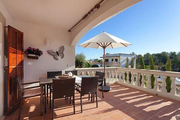 Ferienhaus Germanor in Son Serra de Marina für 6
