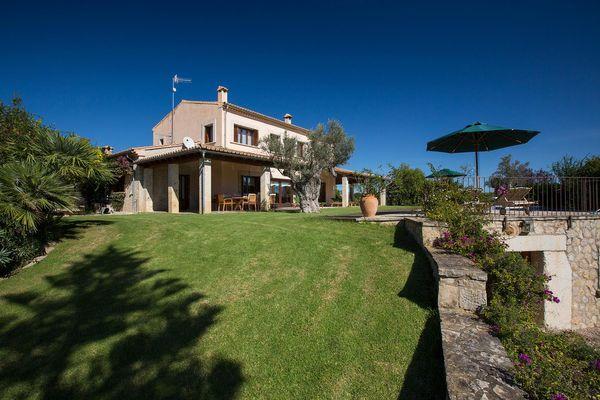 Villa Els Amaradors in Inca für 10