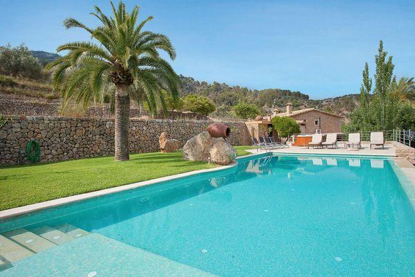 Finca Ca's Vellaco in Mancor de la Vall für 10