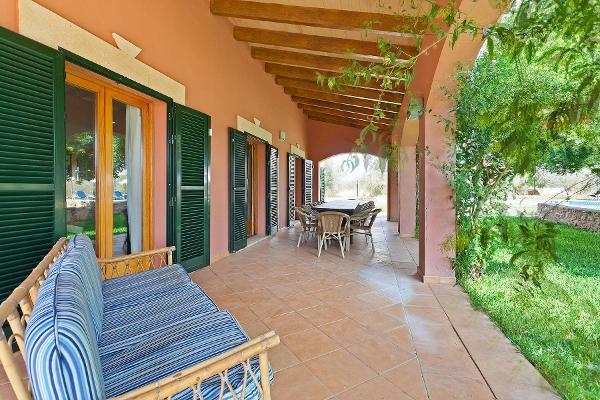 Casa Can Pillos in Llucmajor für 10