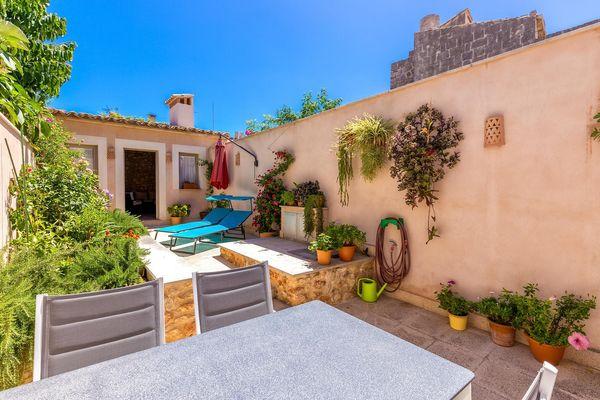 Casa d'es Gats in Llucmajor für 6