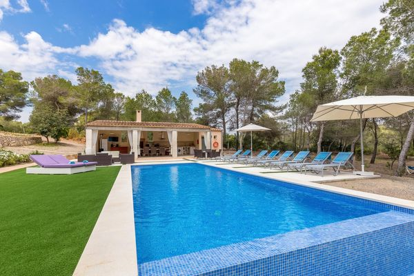 Villa Pins in Felanitx für 10