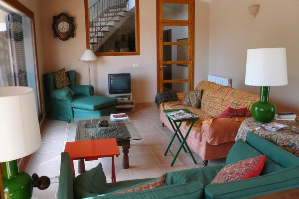 Villa Buganvillas in Portocolom für 8