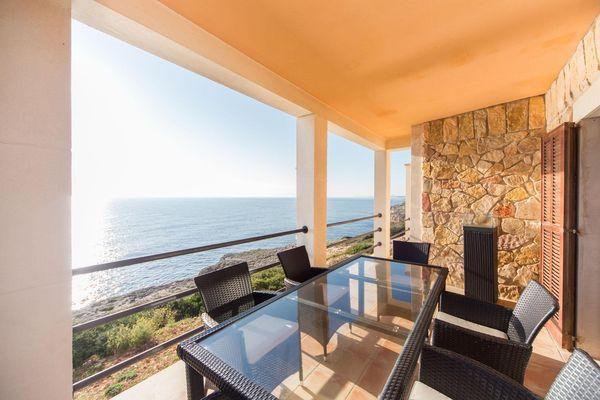 Villa Castillo del Mar in Porto Cristo für 8