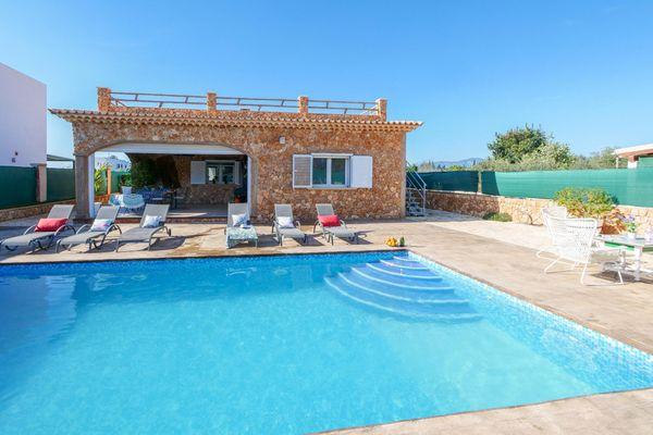 Casa Villa Mallorca in Marratxi für 6