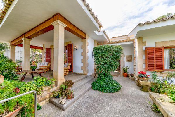 Casa Verd in Puerto Alcudia für 8