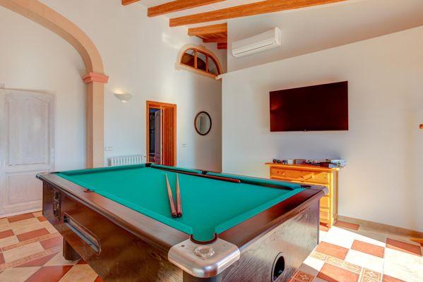 Villa Ses Porrasses in Selva für 14