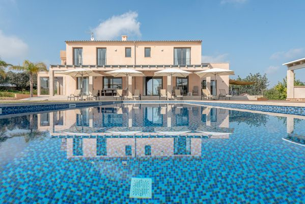 Villa La Torre d'Aumallia in Felanitx für 10