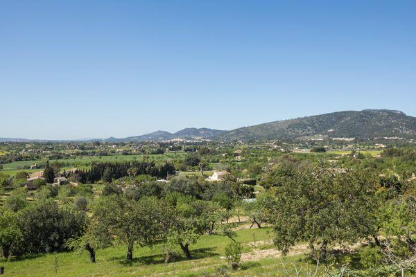 Finca Maribel in Mancor de la Vall für 8
