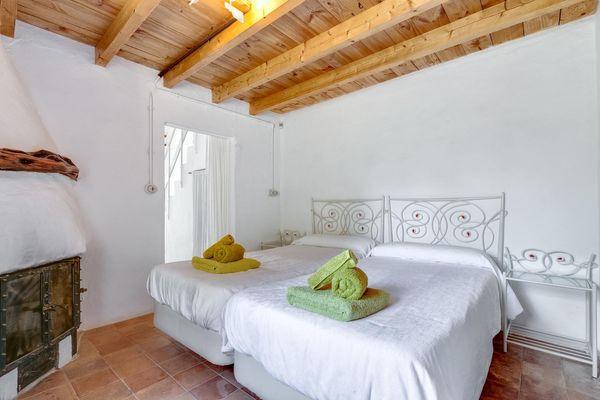 Finca Casita in Es Cap de Barberia für 4