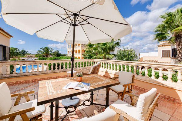 Apartamento Casa de Maretas in Santanyi für 4