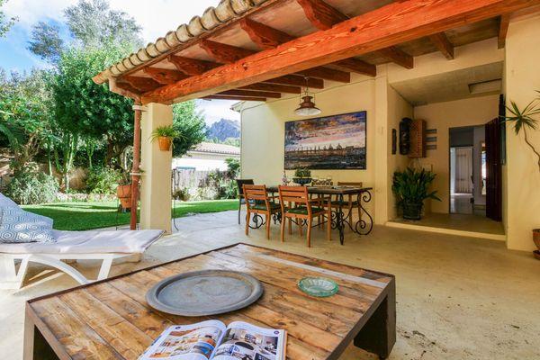 Casa Bennassar in Cala San Vicente für 6