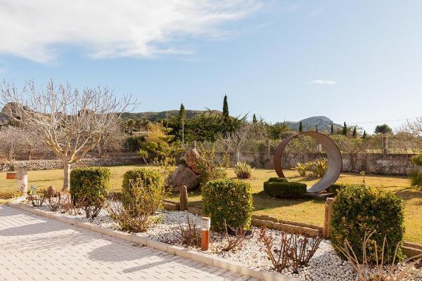 Finca Siona in Alcudia für 11