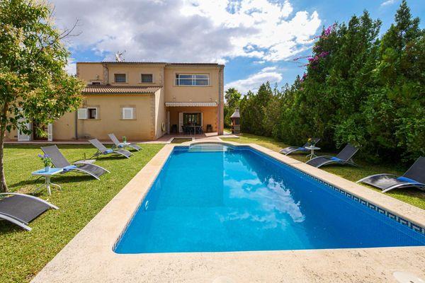 Casa Ximo in Sa Pobla für 9