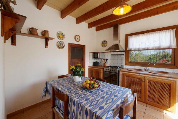 Finca Barranc in Santa Margalida für 5