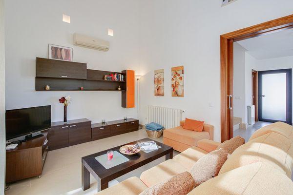 Casa Monferrutx in Colonia de Sant Pere für 6