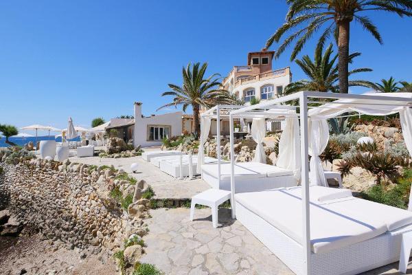 Villa Gardenia in Cala Millor für 8