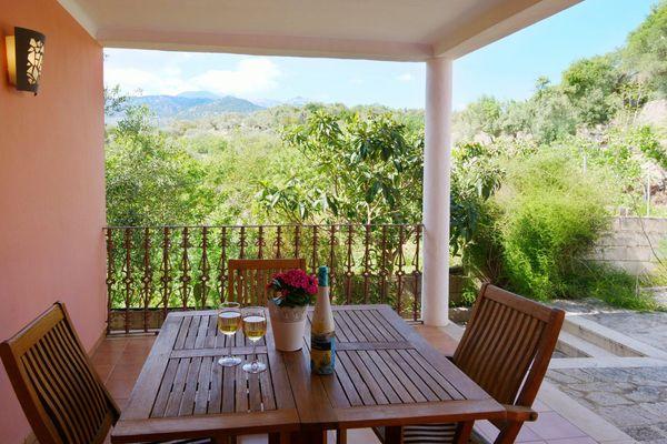Casa Colasia in Selva für 6