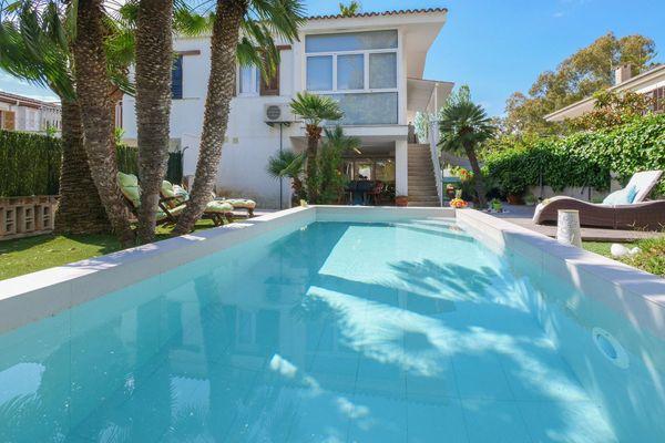 Apartamento Crespi in Playa de Muro für 4