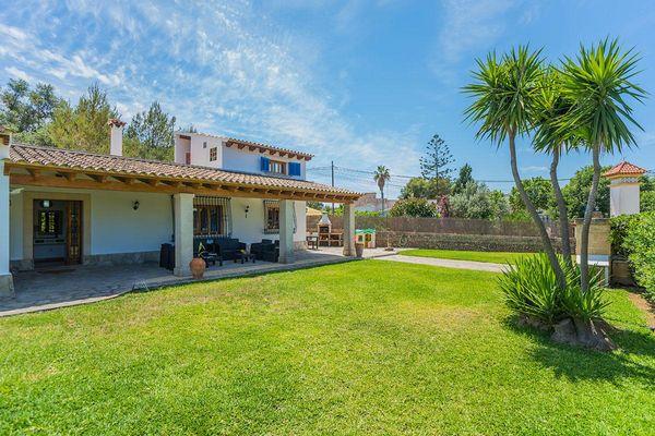 Casa Paraiso in Alcudia für 8