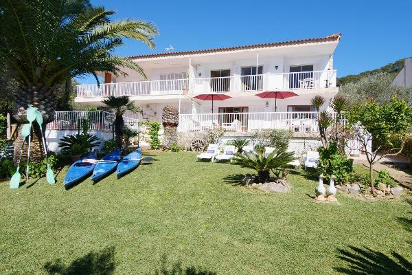 Casa Mariamar in Alcúdia für 9