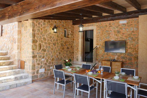 Finca Ses Roques in Sant Joan für 11