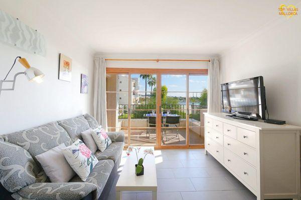 Apartamento CARABELA BEACH in Puerto Alcudia für 4