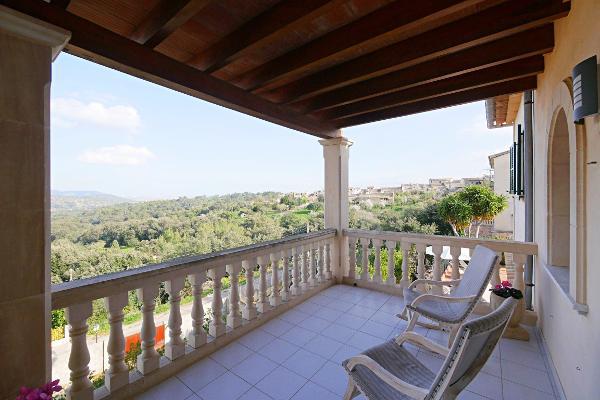 Finca Bella Vista in Campanet für 7