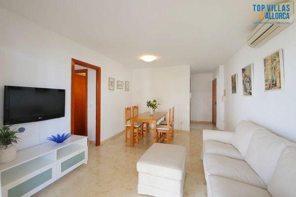 Apartamento Tamarindos - Juan in Alcudia für 4