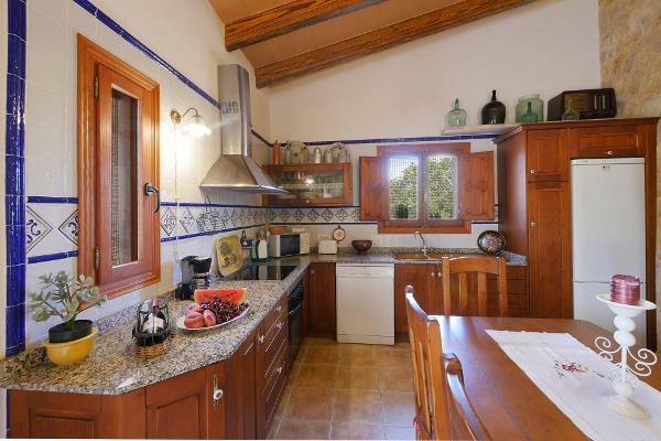 Casa Sa Rota in Ariany für 6