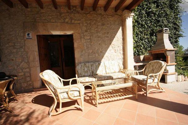 Villa Marchita in Petra für 12