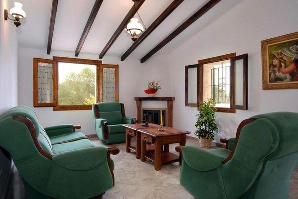 Casa Perxat in Petra für 12