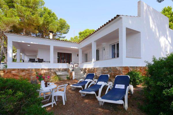 Casa Provensals in Font de Sa Cala für 6
