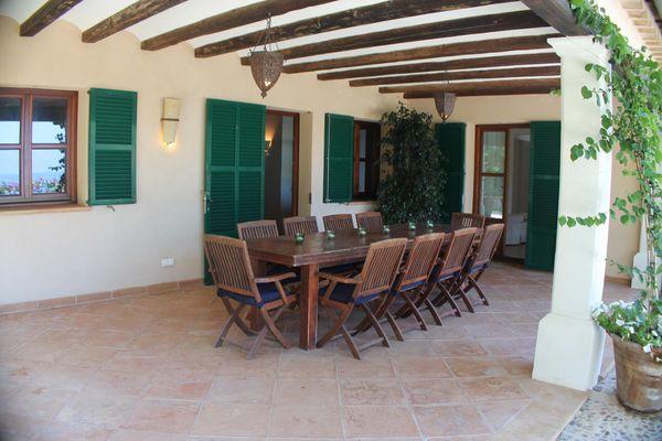 Casa Sa Cala in Deià für 8