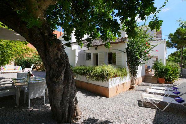 Casa Es Claper in Cala Ratjada für 5