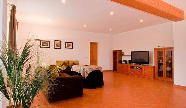 Villa Sa Vinya in Campos für 8
