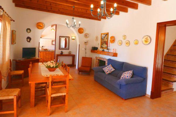 Finca Alcoraia in Campos für 10