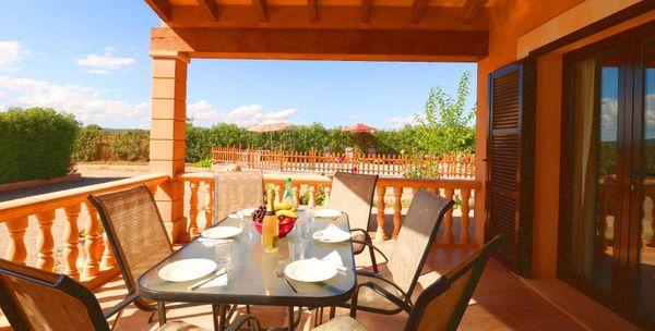 Casa Olivaret in Campos für 8