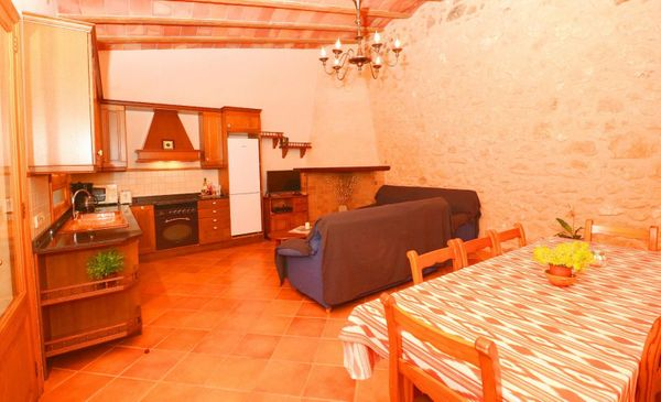 Villa Can Guillem in Campos für 6
